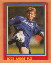 Chelsea Tore Andre Flo Norway (R)